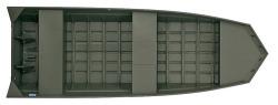 2012 - Polar Kraft Boats - MV 1648 LW