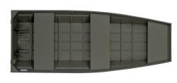 2012 - Polar Kraft Boats - J 1236 LW