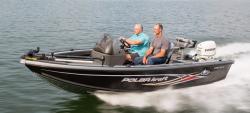 2013 - Polar Kraft Boats - Kodiak 168 SC