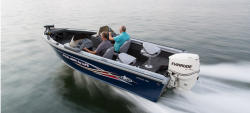 2013 - Polar Kraft Boats - Kodiak 180 DC
