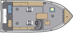 2013 - Polar Kraft Boats - Frontier 189 SC