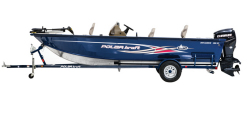 2013 - Polar Kraft Boats - Outlander 186 SC
