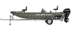 2013 - Polar Kraft Boats - Sportsman 1754 SE