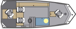2013 - Polar Kraft Boats - Sportsman 1554 LTD