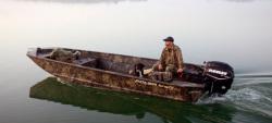 2013 - Polar Kraft Boats - Outfitter 1754