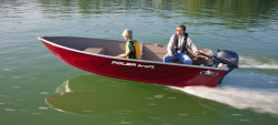 2013 - Polar Kraft Boats - Dakota V 1470L