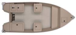 2013 - Polar Kraft Boats - Dakota V 1578 WT