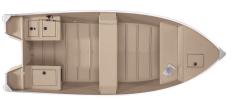 2013 - Polar Kraft Boats - Dakota V 1578 WB