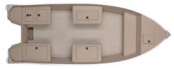 2013 - Polar Kraft Boats - Dakota V 1778 WT