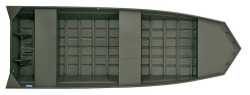2013 - Polar Kraft Boats - Jon MV 1648 LWL