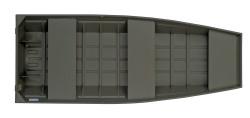 2013 - Polar Kraft Boats - Jon J 1236 LW