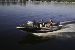 2014 - Polar Kraft Boats - Kodiak 165 SC