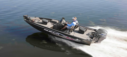 2014 - Polar Kraft Boats - Bass Series TX 175 FF