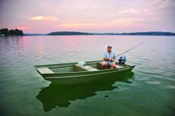 2014 - Polar Kraft Boats - Jon J 1448 LW