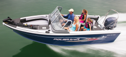 2015 - Polar Kraft Boats - Kodiak Sport 180 FS