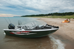 2015 - Polar Kraft Boats - Kodiak 180 WT