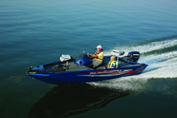2015 - Polar Kraft Boats - Bass Series TX 165