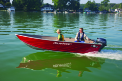2015 - Polar Kraft Boats - Dakota V1578 WT