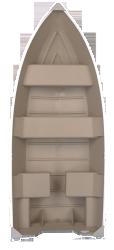 2016 - Polar Kraft Boats - Dakota V1470