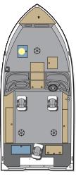 2016 - Polar Kraft Boats - Frontier 189 WT
