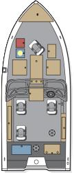 2016 - Polar Kraft Boats - Kodiak 200 Pro WT