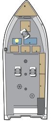 2016 - Polar Kraft Boats - Outlander 2010 T