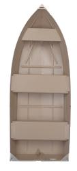 2016 - Polar Kraft Boats -  Dakota V1260