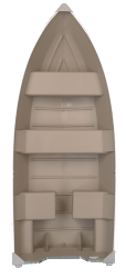 2016 - Polar Kraft Boats - Dakota V1470L