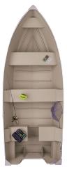2016 - Polar Kraft Boats - Dakota V1670