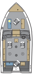 2016 - Polar Kraft Boats - Kodiak 190 WT