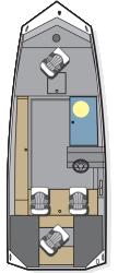 2016 - Polar Kraft Boats - Sportsman1654 SE
