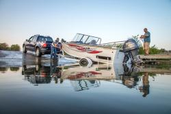 2016 - Polar Kraft Boats - Frontier 166 WT