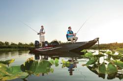 2016 - Polar Kraft Boats - Bass Series TX 175 FF