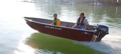 2017 Polar Kraft Boats 1460 Dakota