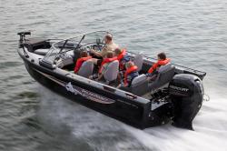 2017 Polar Kraft Boats 185 Kodiak