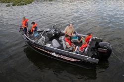 2017 Polar Kraft Boats 200 Kodiak