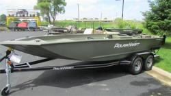 2017 Polar Kraft Boats 2072 Outfitter
