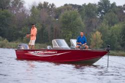 2019 - Polar Kraft Boats - Frontier 166 WT