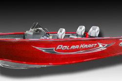 2019 - Polar Kraft Boats -  Frontier 166 SC