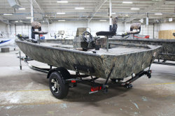 2019 - Polar Kraft Boats - 1760 SE Sportsman