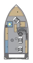 2020 - Polar Kraft Boats - 165 SC Outlander