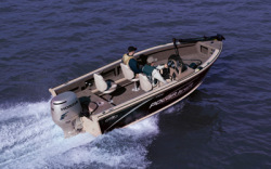 Polar Kraft Boats V178SC Multi-Species Fishing Boat
