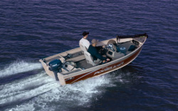 Polar Kraft Boats V150SC Multi-Species Fishing Boat