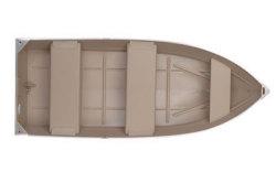 Polar Kraft Boats V1260 Utility Boat