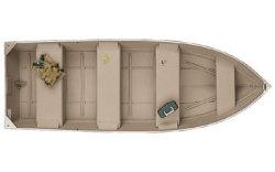 Polar Kraft Boats V1460 Utility Boat