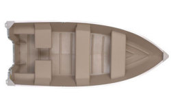 Polar Kraft Boats V1470 Utility Boat