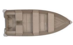 Polar Kraft Boats V1470L Utility Boat