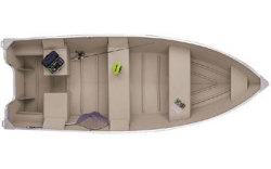 Polar Kraft Boats V1670 Utility Boat