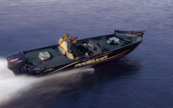 Polar Kraft Boats MV 182 FF Bass Boat