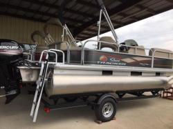 2019 Party Barge 18 DLX Jasper IN
